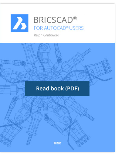 eBook BricsCAD